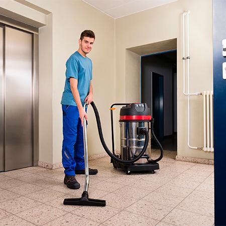 Servicios profesionales de limpieza en Barcelona